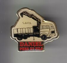 RARE PINS PIN'S .. AGRICULTURE TRACTEUR TRACTOR CAMION TRUCK DAF GRUE LEVAGE ~DB