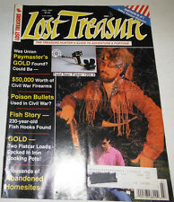 The Lost Treasure Magazine Was Union Paymaster's Gold Found July 1991 071714R1