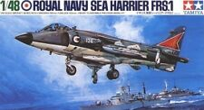 SEA HARRIER FRS.1 (ROYAL NAVY MARKINGS) 1/48 TAMIYA