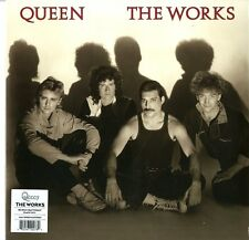 QUEEN THE WORKS VINILE LP 180 GRAMMI NUOVO SIGILLATO