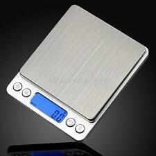 1000g x 0.1g Digital Pocket Scale Jewelry Weight Electronic Balance Scale LCD