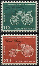 West Germany 1961 SG#1277-8 Daimler-Benz Patent MNH Set #D4584
