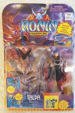 Ronin Warriors - CALE / TALPA Action Figure - 1999 Playmates FACTORY ERROR