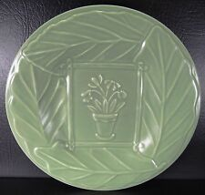 Pfaltzgraff Perrinials Buffet Accent Plate Multiples Available Sage Green