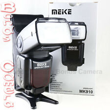 Meike MK-910 iTTL Flash Speedlight 1/8000s For Nikon SB-900 D4 D800 D5300 D7100