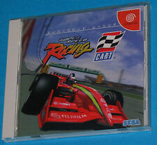 Super Speed Racing - Sega Dreamcast DC - JAP