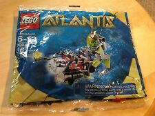 Lego Atlantis Mini Sub, 30042, 36 pieces, unopened.
