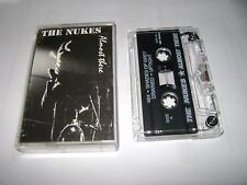 The Nukes DEMO CASSETTE TAPE Almost There PUNK 1 unreleased song VERY RARE PROMO