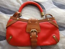 Burberry Prorsum Red Handbag
