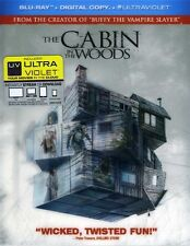 Cabin in the Woods (2012, Blu-ray NEUF) BLU-RAY/WS