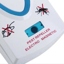 Fashion Pest Repeller Electronic Ultrasonic Mouse Mosquito Rodent Control Tool