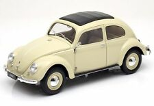 1:18 Welly VW KÄFER BREZEL 1950 - cream