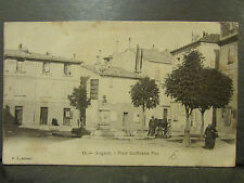 cpa 84 avignon place guillaume puy  *