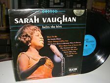 33 TOURS / LP--SARAH VAUGHAN--BELTS THE HITS--1970