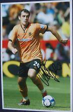 Nenad Milijas signed photo (Wolves)