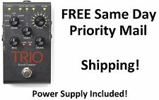 BRAND NEW DigiTech Trio Band Creator Guitar Effects Pedal FREE USA Priority Mail
