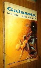 GALASSIA #  39-KEITH LAUMER-MONDI DELL'IMPERO-1964-LA TRIBUNA-FANTASCIENZA-SR31