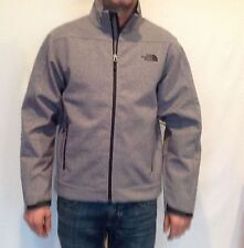 New The North Face Apex Cheroot Jacket Coat Mens Grey Medium