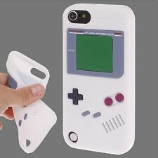 Protective Cover Design GameBoy Case Bumper pouch for iPod 5 Top