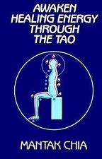 Awaken Healing Energy Through The Tao, Mantak Chia, Acceptable Book