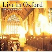 Tallis Scholars Live in Oxford (1998)