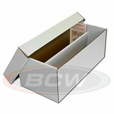 BCW Graded Shoe Storage Box Count 1600 Qty of 1