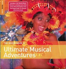 THE ROUGH GUIDE TO ULTIMATE MUSICAL ADVENTURES CD