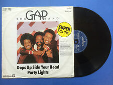 The Gap Band - Oops Up Side Your Head / Party Lights, Party Lights, 6167-980 Ex