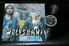 WOLFSBANE LIVE FAST DIE FAST MADE IN HOLLAND 1989