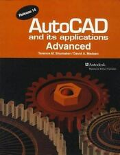 AutoCAD and Its Applications Advanced, Madsen, David A., Shumaker, Terence M., 1
