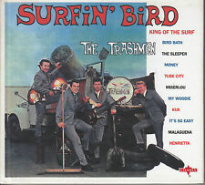 SUPERBE CD ALBUM THE TRASHMEN / SURFIN' BIRD / DIGIPACK + LIVRET