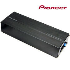 Pioneer GM-D1004 Compact Class D 4-Channel Amplifier 400W Car Speakers Tweeters