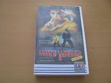 Karate Warrior 4 Der Champ kehrt zurück Das Original Ron Williams  90 min.  VHS