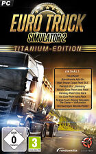 Euro Truck Simulator 2: Titanium-Edition - PC Game - *NEU*