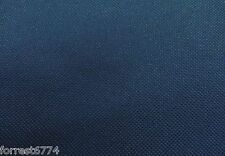 WATERPROOF DARK BLUE  HIGH PERFORMANCE APPAREL CANVAS FABRIC 1000D  PER/2.5MTR