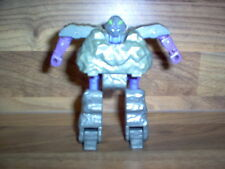 Figurine GoBots / Rock Lords - Crackpot Vintage Bandaï 1986 ( No Transformers )