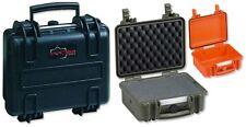 explorercases 2712 be valigia stagna in resina con gommapima  nera tipo pelicase