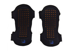 Liquid Armor black Football/Soccer Shin pad protectors (1 pair)