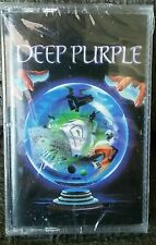 Deep Purple Slaves And Masters 1990 Heavy Metal Rock Cassette Tape Sealed! Rare!