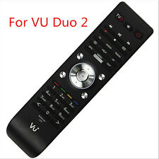 Black Multi Replacement Remote Control For VU Duo 2 Duo2 Satellite Receiver