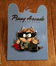 South Park Cartman The Coon Pin Pinny Arcade Pax West Prime 2016