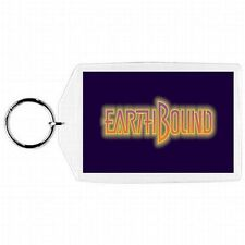 Super Nintendo Snes EARTHBOUND Game Cover Cartridge Keychain #2