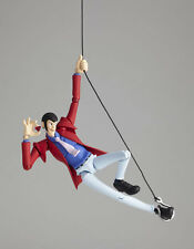 KAIYODO LEGACY OF REVOLTECH LR-025 LUPIN THE 3RD LUPIN III GIACCA ROSSA NUOVO