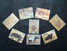 Malaysia 1979 Definitive 3rd Series Complete Set - Animals up to $10 # 1