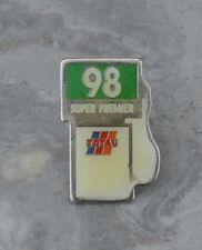 Pin's Total Super premier 98, fin des années 1980-début des années 1990