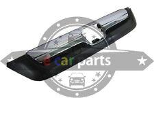 HONDA CRV 2/2007-1/2010 FRONT GRILLE BLACK & CHROME UPPER