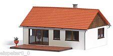 Busch 1448, Casa Prefabbricata Futura, H0 Mondi In Miniatura Modello Kit 1:87