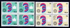 Italy 1979 MNH 2v in Blk, Machines fair, Industries  -  C17