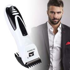 Professional Men's Electric Shaver Razor Beard Hair Clipper Trimmer Grooming BA