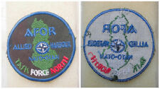 TOPPA O PATCH ITALIANA AFOR TASK FORCE NORTH